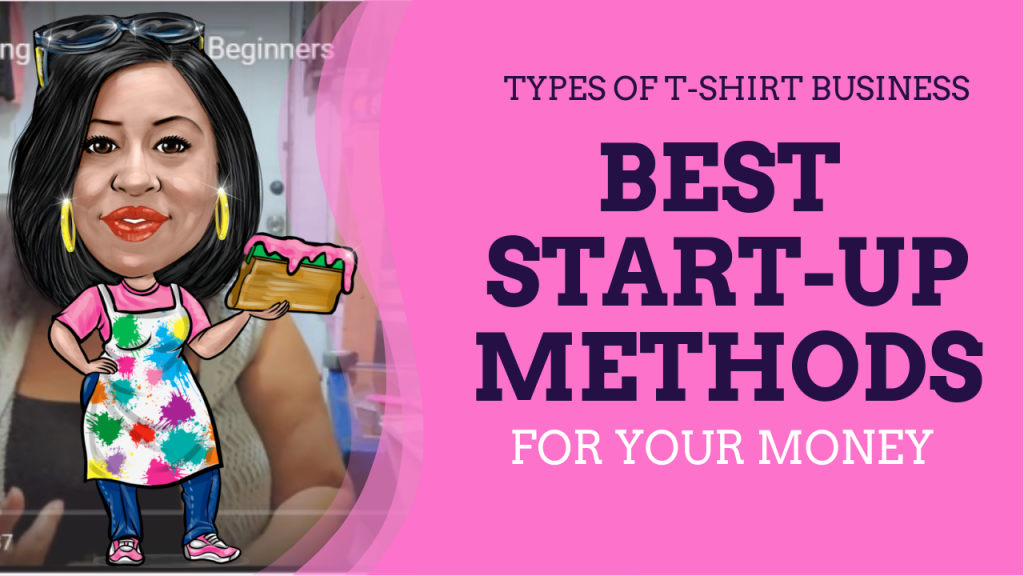 Types of T-Shirt Businesses