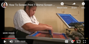 How To Screen Print T-Shirts| Screen Printing Wet on Wet Tips